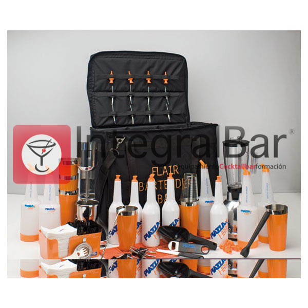 Maletines bartender bolsa de flair bartender for Utensilios para bar