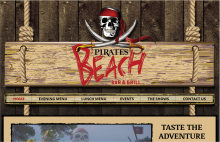 Pirates Beach Bar